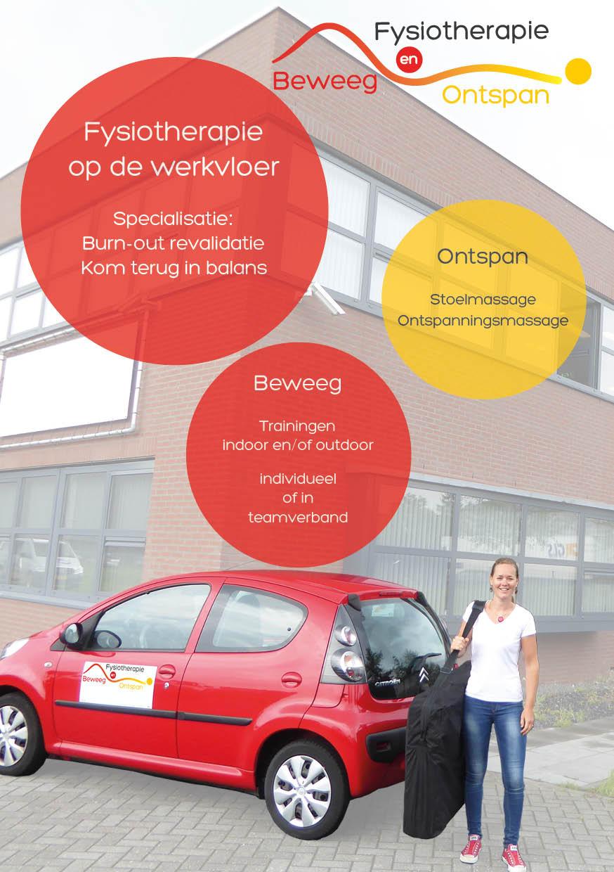 Bedrijfsfysiotherapie Zoetermeer