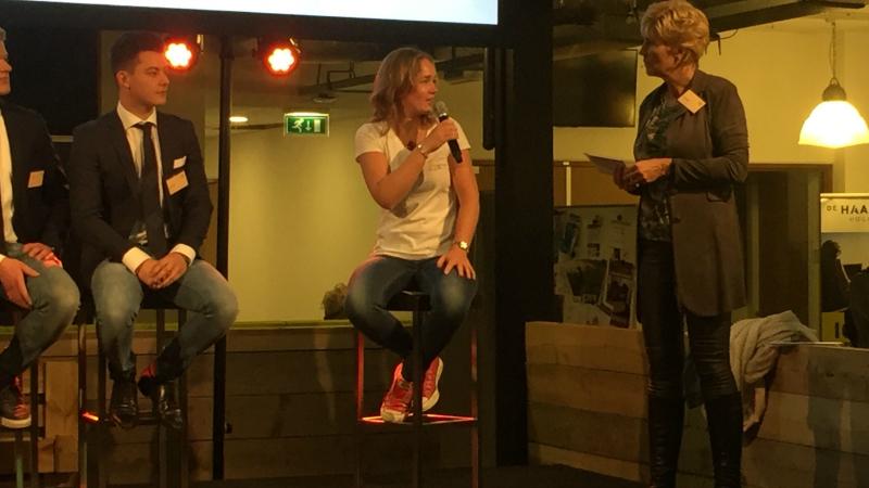 Maaike presentatie bedrijfsfysiotherapie Zoetermeer