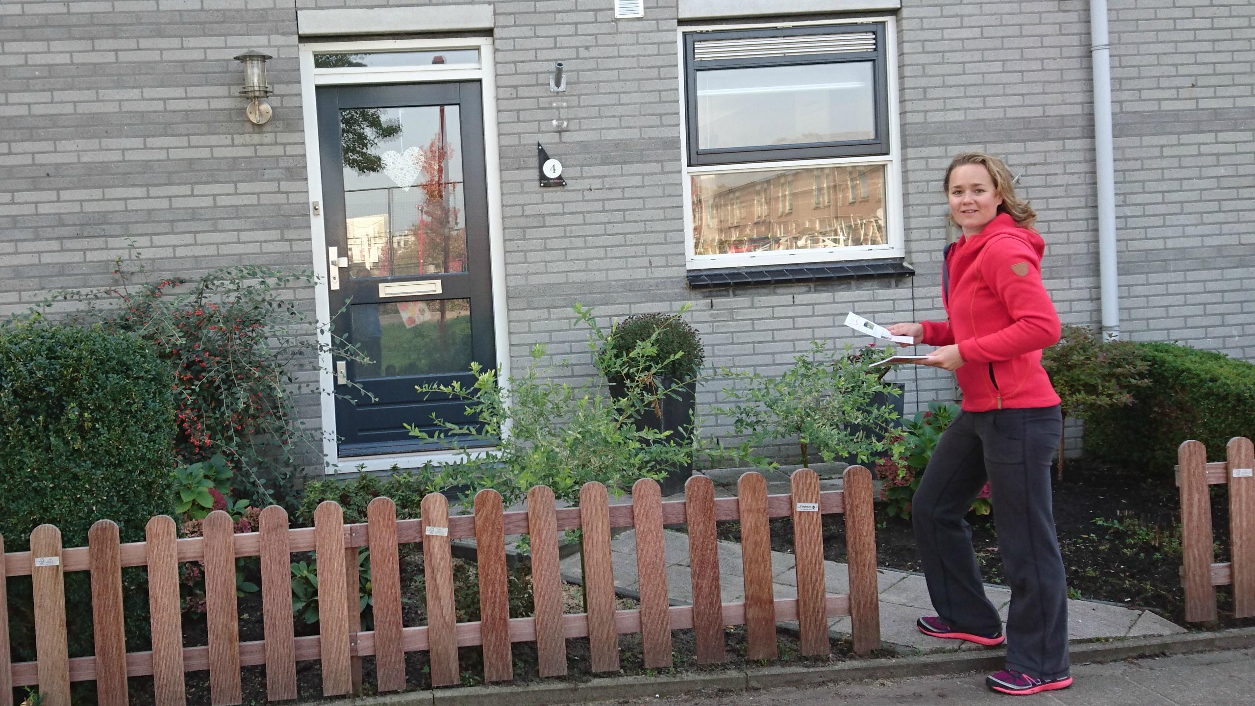 Fysiotherapie Zoetermeer flyer