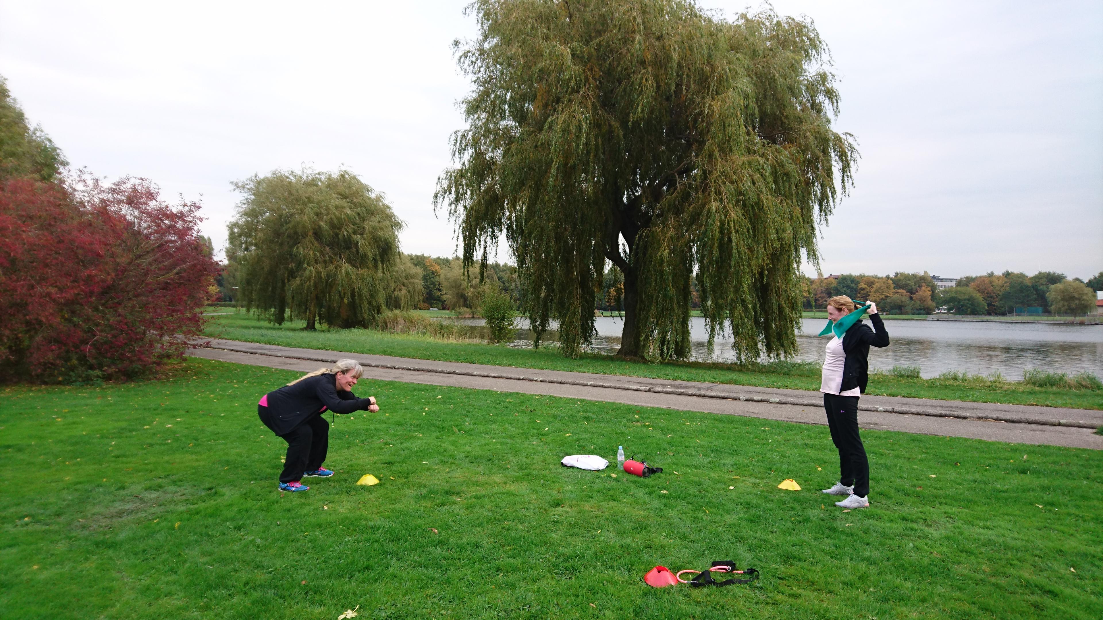 Groepstraining outdoor Zoetermeer
