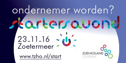 Startersavond Zoetermeer