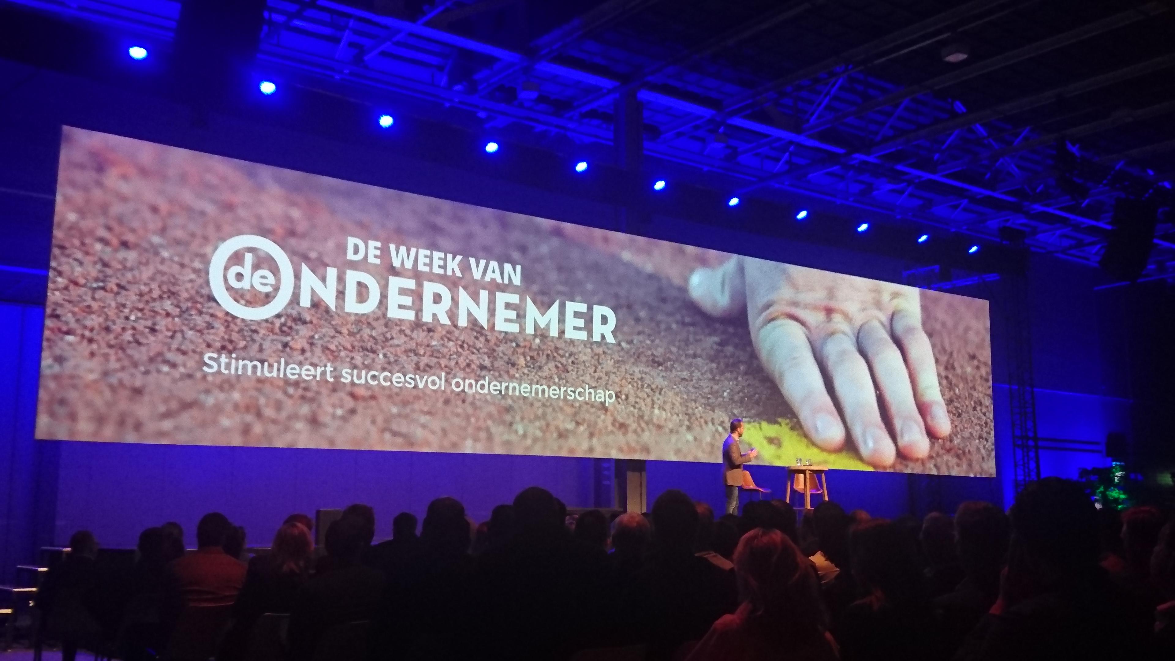 Week van de ondernemer