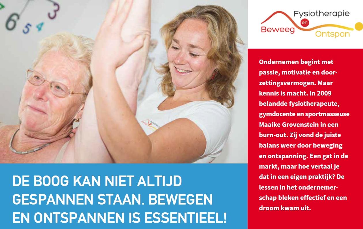 Fysiotherapie Zoetermeer startersavond