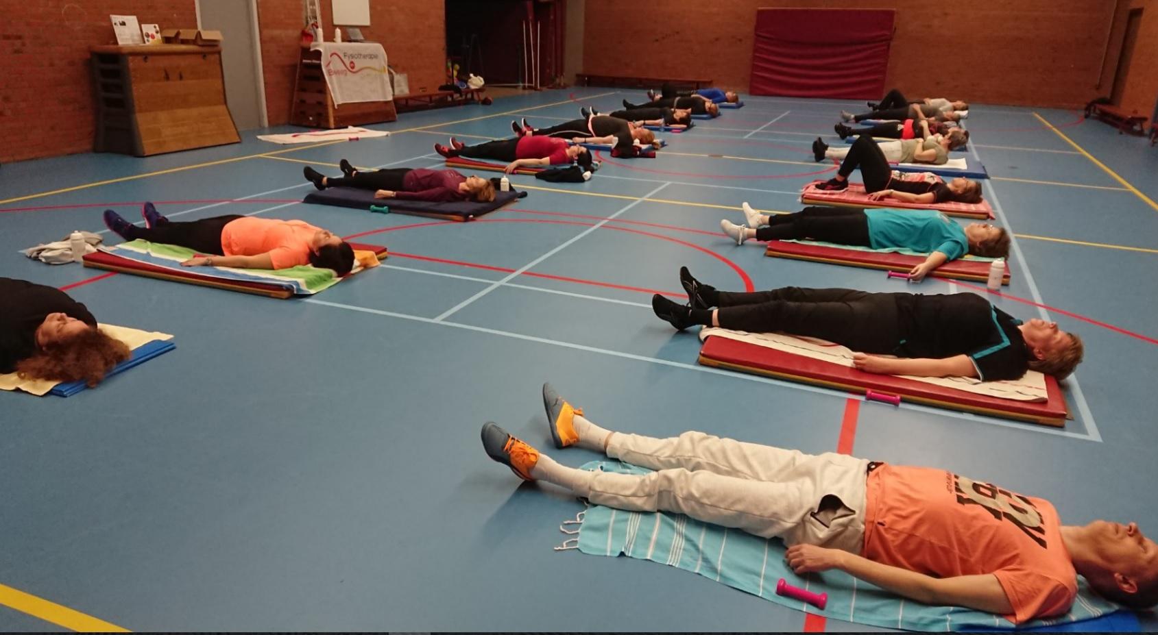 Beweeg en Ontspan fysiotherapie Zoetermeer