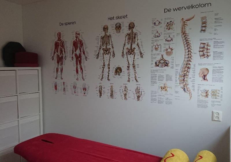 Fysiotherapie Zoetermeer behandelkamer