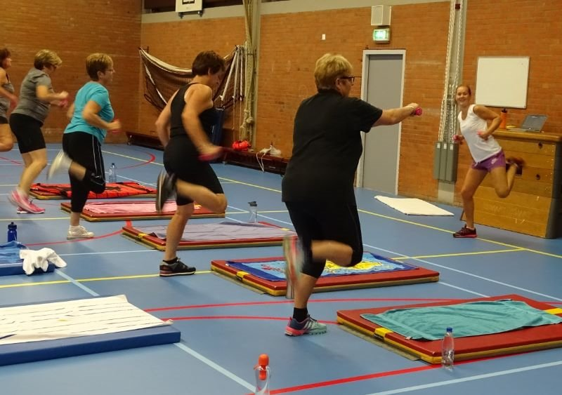Fysiotherapie Indoor training