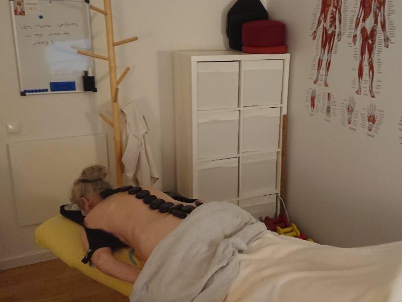 Hotstone massage Zoetermeer