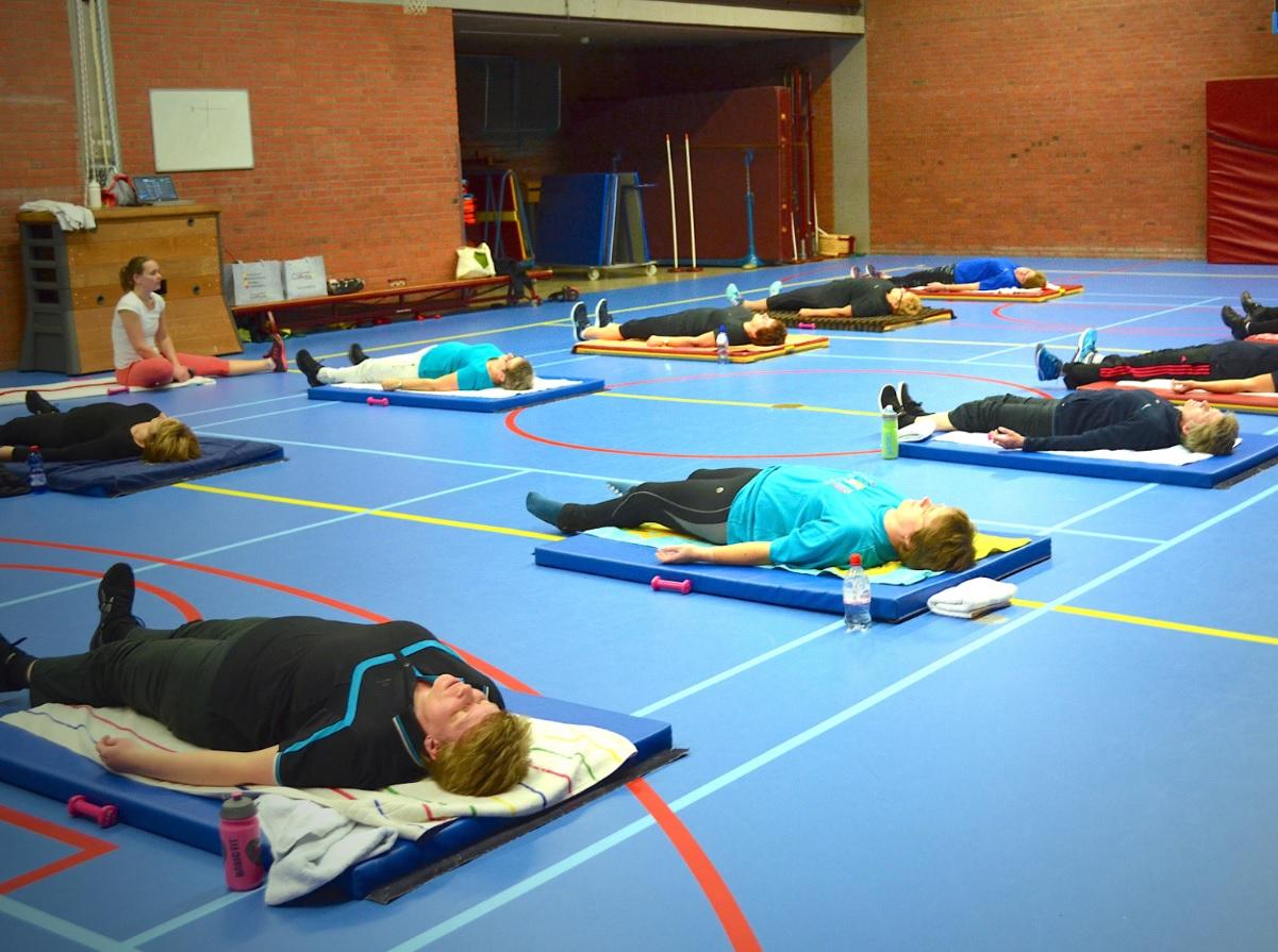 Ontspannen training Zoetermeer
