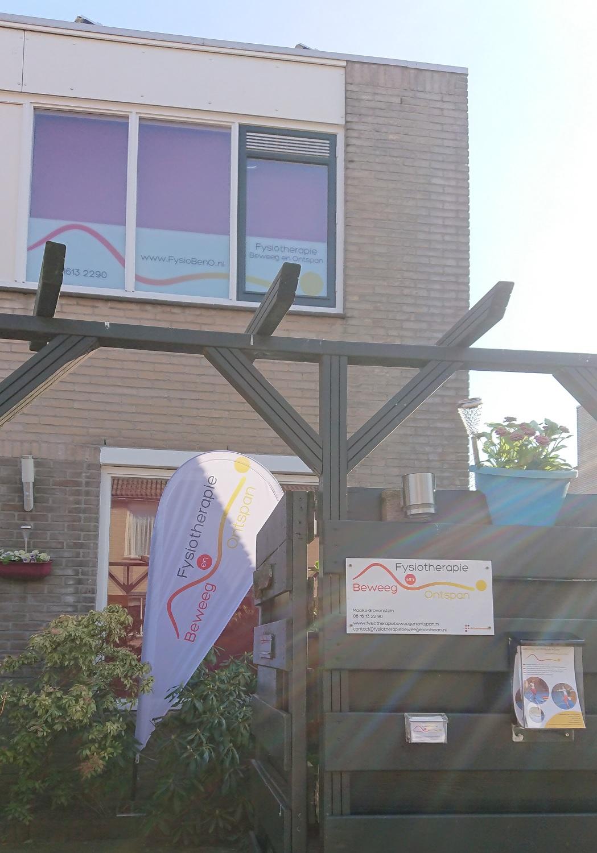 Fysiotherapie Zoetermeer vlag