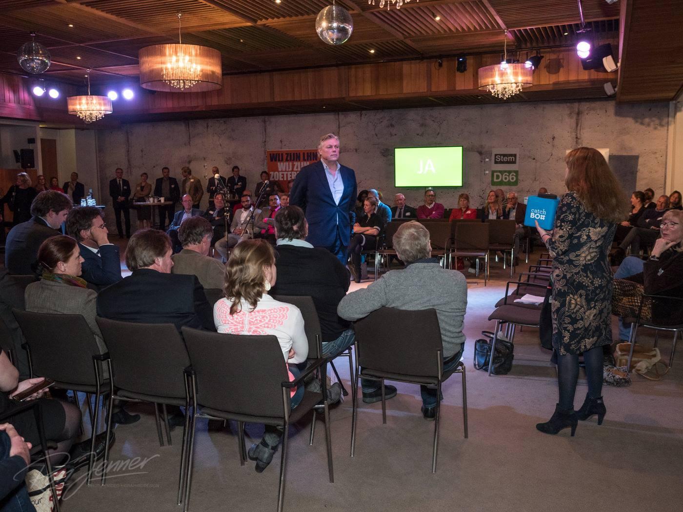 RVOZ Zoetermeer Lijsttrekkersdebat