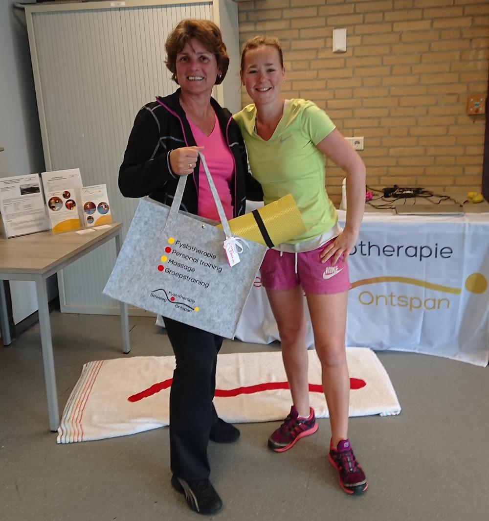Cadeaupakket Fysiotherapie Beweeg en Ontspan Zoetermeer