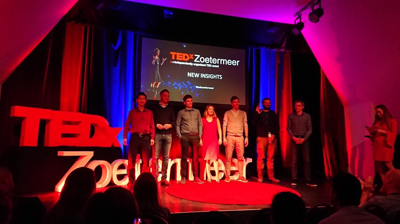 TEDX Zoetermeer Fysiotherapie Beweeg en Ontspan