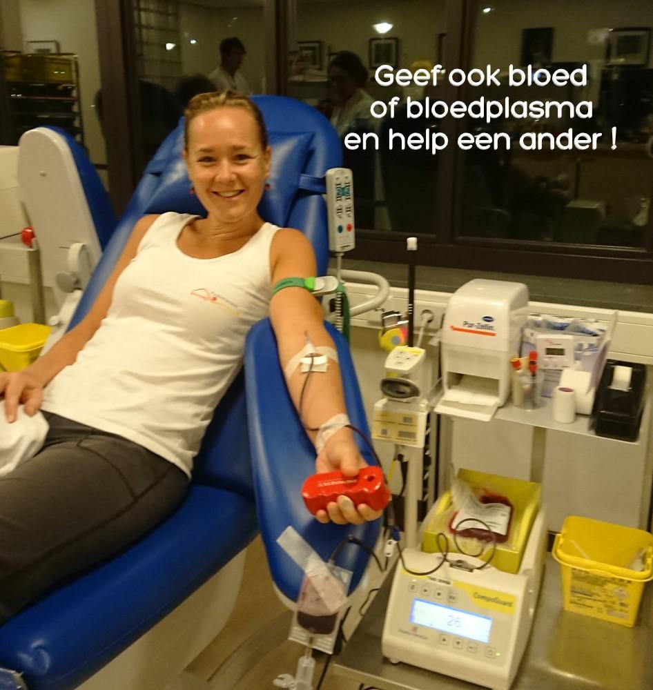 Sanquin bloedbank donor