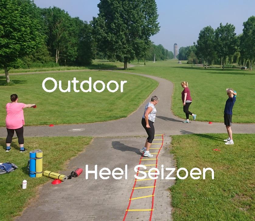 Outdoor heel seizoen