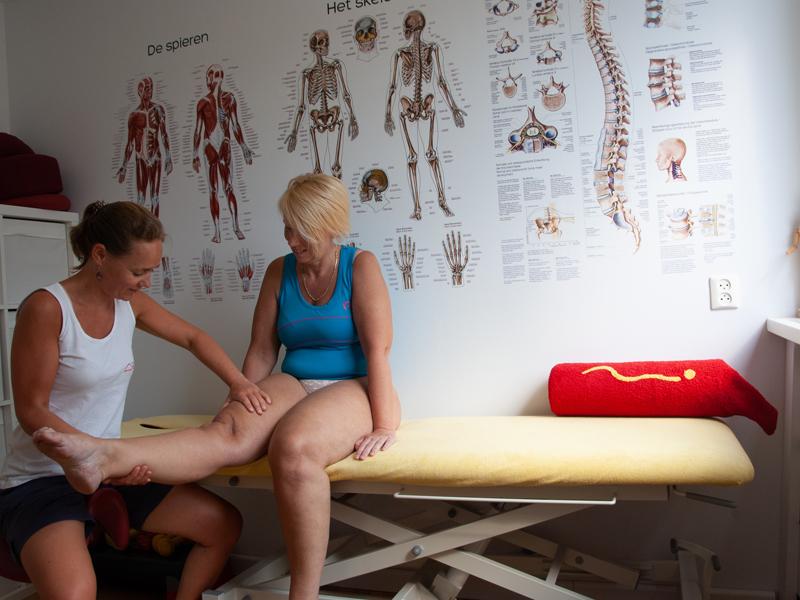 fysiotherapie-onderzoek-knie-test-zoetermeer