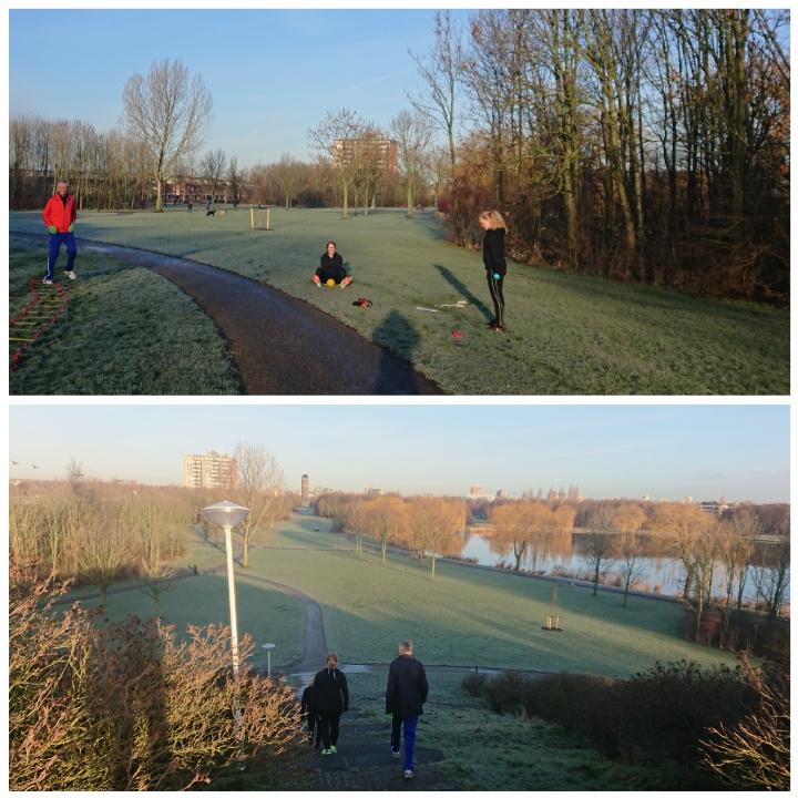 groepstraining-zoetermeer-mist-buiten